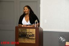HERmanitarian Award Winner, Yasmine Arrington